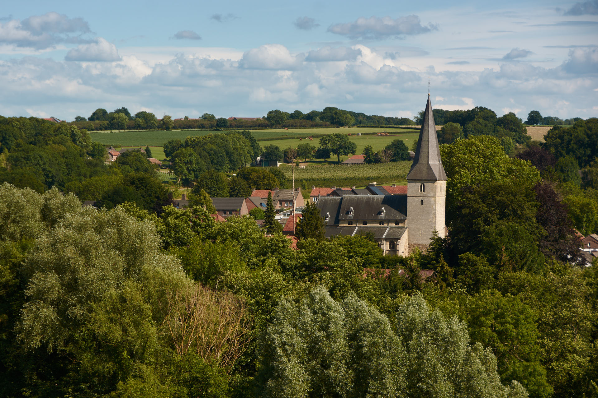 Landschapsfotografie in Limburg