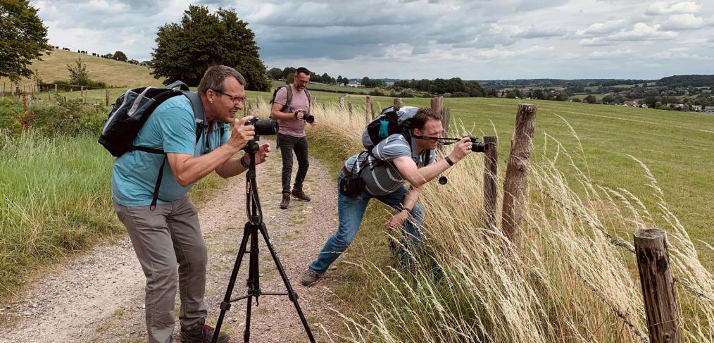 Workshop Landschapsfotografie Behind The Scenes